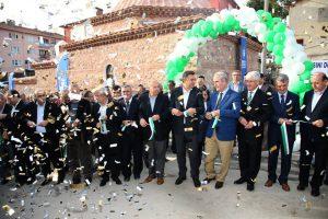 Tarihi Yakup Çelebi Hamamı Açılışı