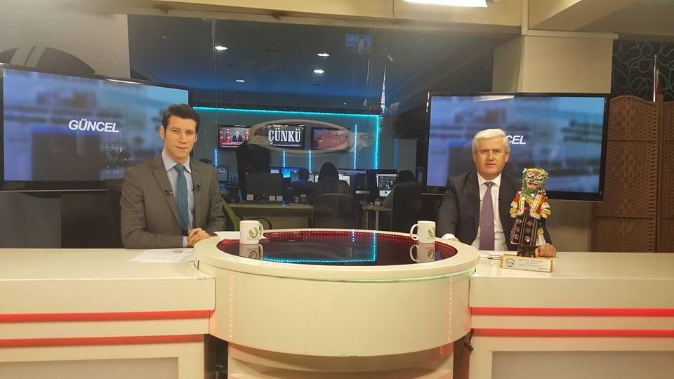 Keles Belediye Başkanı Bursa TV