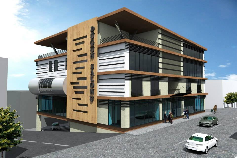 Keles' e Çok Amaçlı Bina Projesi