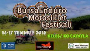 Bursa Enduro Motosiklet Festivali