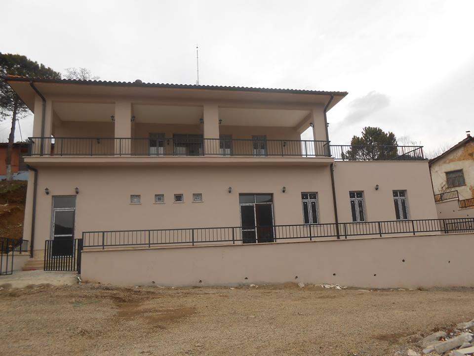 Gelemiç Mahallesi Köy Konağı Projesi