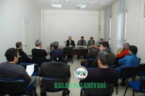 2016 Yılının İlk Meclis Toplantısını Gerçekleştirdik…