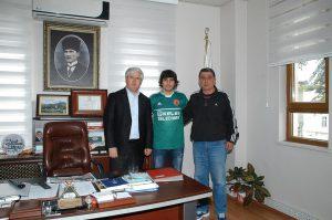 """""""Keles Spor' a Transfer"""""""