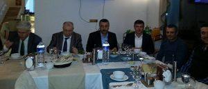 Mali Hizmetler Müdürleri Olağan Aylık İstişare Toplantısı