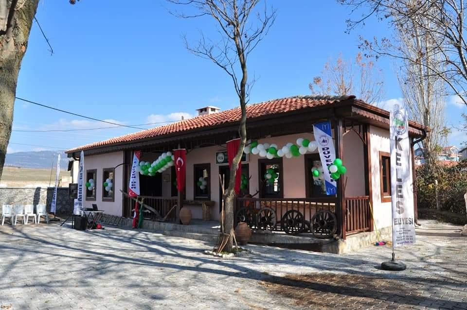 Düvenli Mahallesi Kültür Evi ve Müze
