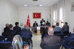 Nisan Ayı Meclis Toplantısı